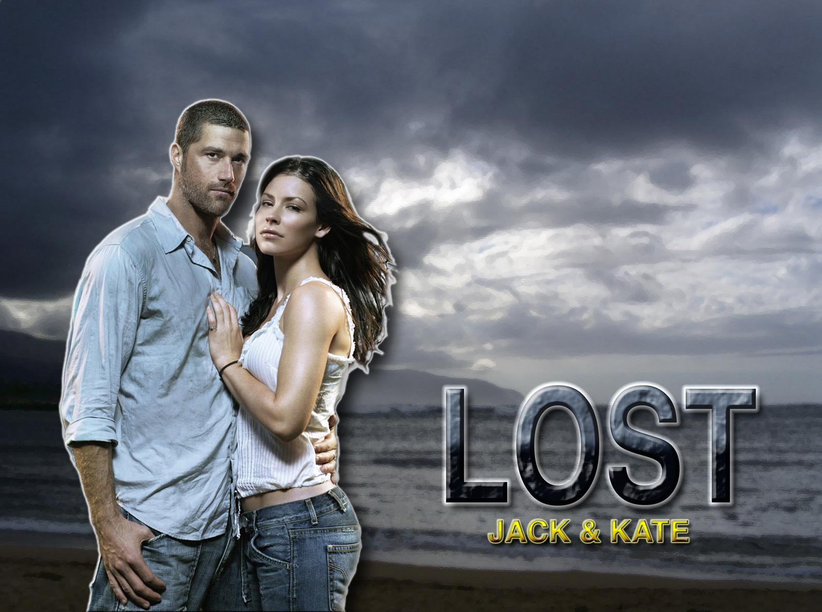 !! Lost Fan !! LOST_Jack&Kate1